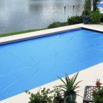 couverture pour les piscines extérieures