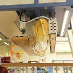 Soudeuse Haute Frequence suspendue à 360° zemat